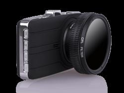 מצלמת תיעוד דרך PR-1800CDV