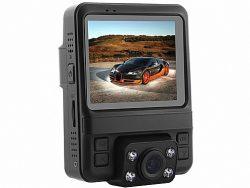 מצלמת דרך עם עדשה פנימית וחיצונית FULL HD עם GPS מותג TAXIBOX