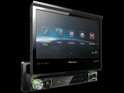 רדיו דיסק DVD לרכב Pioneer AVH-X7550BT