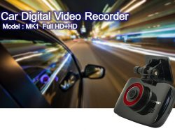 מצלמה לרכב קדימה ואחורה MyDean MK1