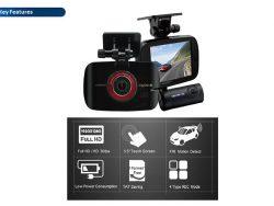 מצלמה לרכב קדימה ואחורה MyDean MK1 wifi | מצלמה איכותית לרכב