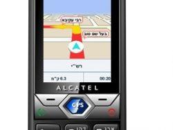 טלפון קבוע לרכב ALCATEL CP-100 כל הרשתות